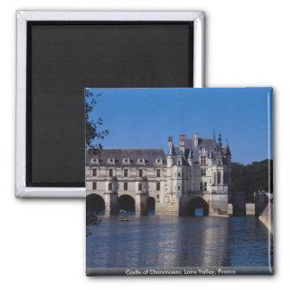 Castle of Chenonceau, Loire Valley, France Magnet