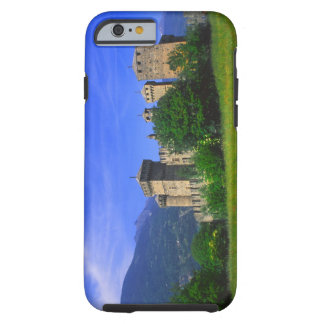 Castle of Fenis near Italian Alps in Fenis, Tough iPhone 6 Case