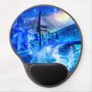 Castle of Glass Gel Mouse Pad