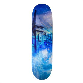 Castle of Glass Skate Board Deck