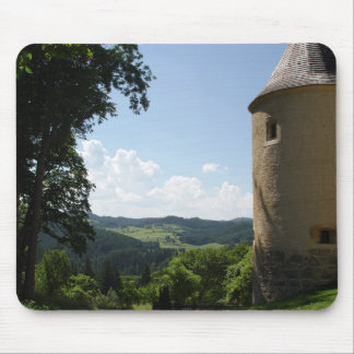 Castle of Rappottenstein Mouse Mat