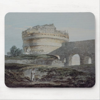 Castle of San Angelo, Rome Mouse Mat