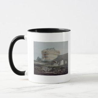 Castle of San Angelo, Rome Mug