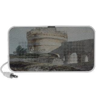 Castle of San Angelo, Rome Portable Speaker