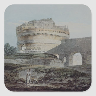 Castle of San Angelo, Rome Stickers
