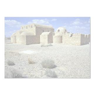 Castle of the Desert, Quasr El Amra, Jordan Desert Announcement