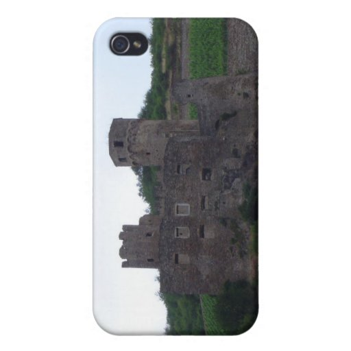Castle on the Rhine iPhone 4 Case