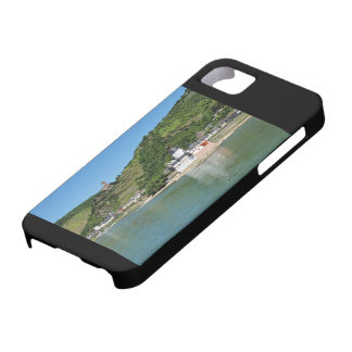 Castle Palatinat count stone with Kaub Barely There iPhone 5 Case