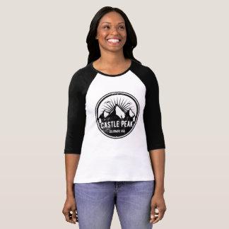 Castle Peak, Colorado T-Shirt