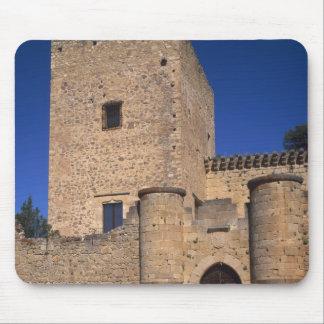 Castle Pedraza, Castile Leon, Spain 2 Mouse Pad