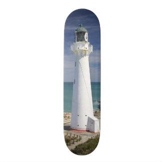 Castle Point Lighthouse, Castlepoint, Wairarapa, 21.3 Cm Mini Skateboard Deck