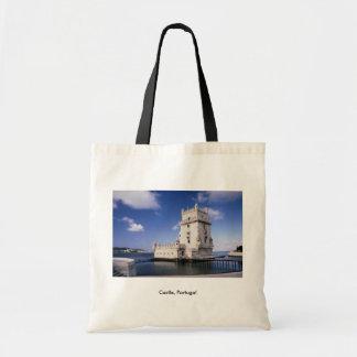 Castle, Portugal Bags