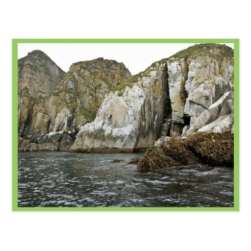 Castle Rock at Shumagin Islands Post Cards