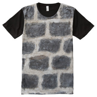 Castle Rock Wall All-Over Print T-Shirt