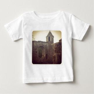 Castle Ruin Baby T-Shirt