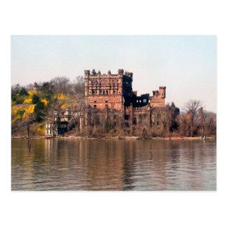Castle Ruins Postcard