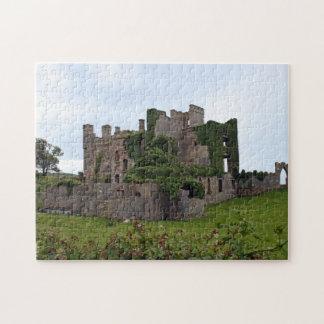 Castle Ruins Puzzle
