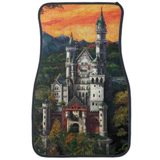 Castle Schloss Neuschwanstein Car Mat