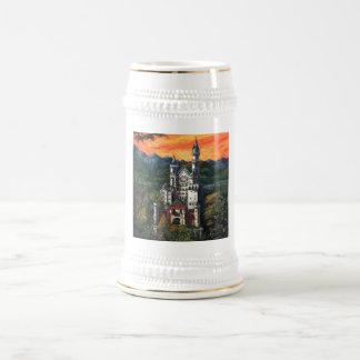 Castle Schloss Neuschwanstein Beer Steins