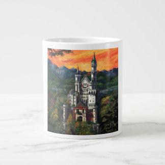 Castle Schloss Neuschwanstein Jumbo Mug