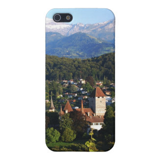 Castle Spiez lake of Thun iPhone 5/5S Cover