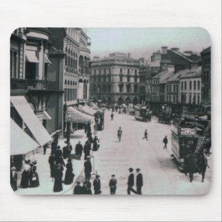 Castle Square, Belfast, c.1902 Mouse Pad