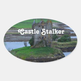 Castle Stalker Stickers