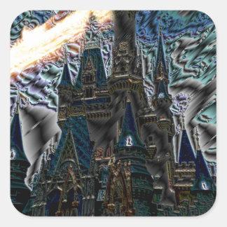 castle square stickers