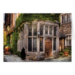 Castle - The Castle Greeting Card