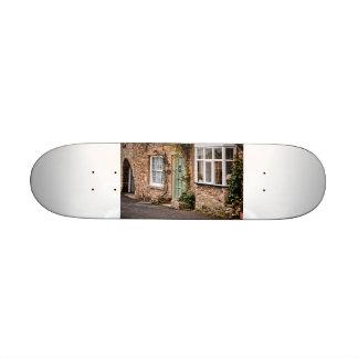 Castle Walk, Richmond Custom Skateboard