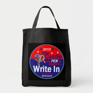 Castle Write In Delaware Bag