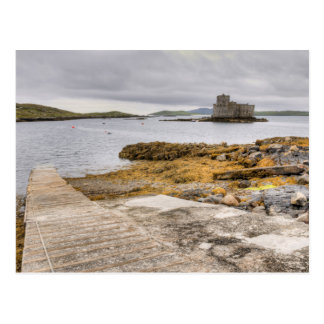 Castlebay, Barra Postcard