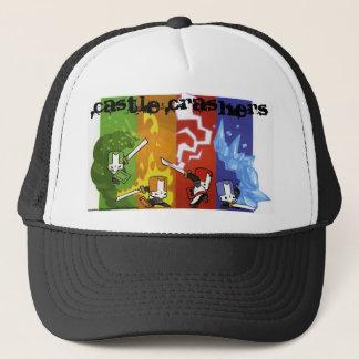 CastleCrashingCap Trucker Hat