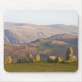 Castlerigg Stone Circle, Lake District, Cumbria, 2 Mouse Mat