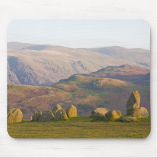 Castlerigg Stone Circle, Lake District, Cumbria, 2 Mouse Pad