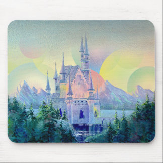 CASTLES in the AIR by SHARON SHARPE Mouse Mat