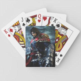 castlevania Cover Poker Deck