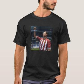 Castolo PES ML Black T-Shirt