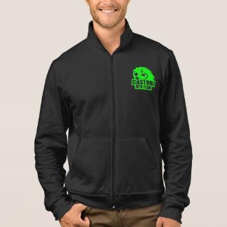 Castori Fleece Printed Jacket