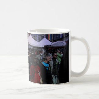 Castro Street Fair Basic White Mug