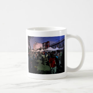 Castro Street Fair Basic White Mug