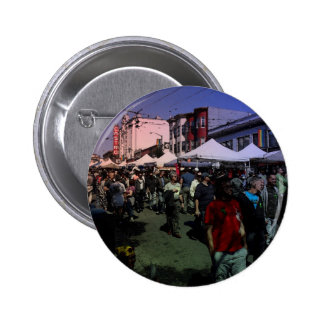 Castro Street Fair Buttons