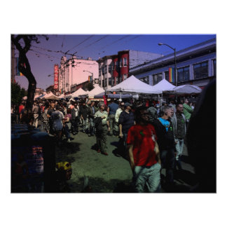 Castro Street Fair Invitation