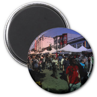 Castro Street Fair Magnets