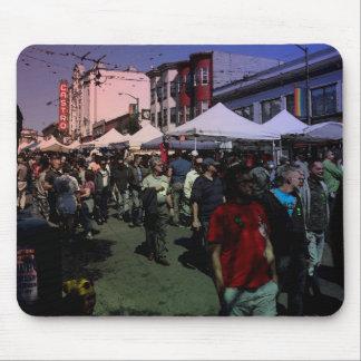 Castro Street Fair Mousepad