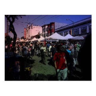 Castro Street Fair Postcard