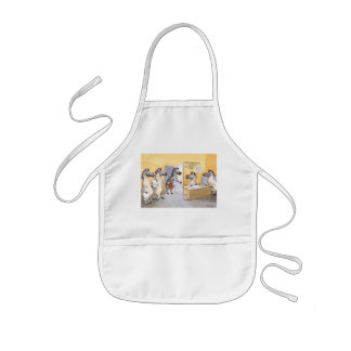 Casual friday kids apron