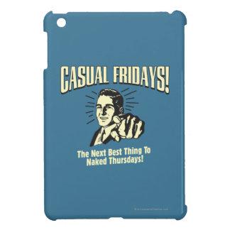 Casual Fridays: Naked Thursdays iPad Mini Case
