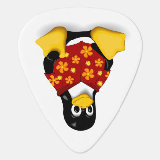 Casual Tux Guitar Pick - Double Sided