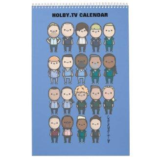 Casualty Calendar
